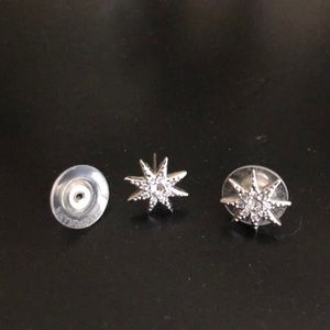 NWOT Swarovski Pierced Earrings